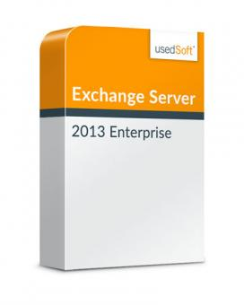 Licence en volume Microsoft Exchange Server 2013 Enterprise