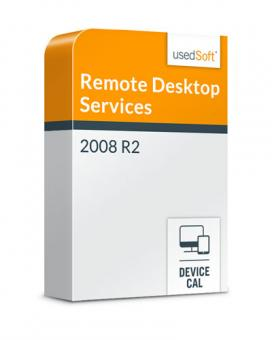 Microsoft Remote Desktop Services Device CAL R2 2008 Volumenlizenz