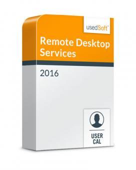 Microsoft Remote Desktop Services User CAL 2016 Volumenlizenz