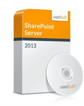 Microsoft SharePoint Server 2013 Volume licence incl. DVD