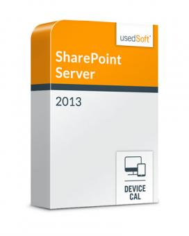 Microsoft SharePoint Server Device CAL 2013 Volumenlizenz