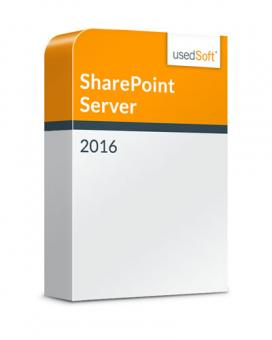 Microsoft SharePoint Server 2016 Volumenlizenz