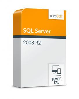 Microsoft SQL Server Device CAL R2 2008 Volumenlizenz