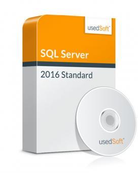 Microsoft SQL Server 2016 Standard Volumenlizenz inkl. DVD