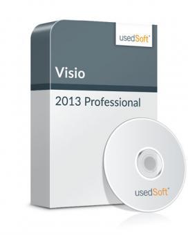 Microsoft Visio 2013 Professional Volumenlizenz inkl. DVD
