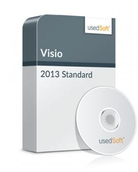Microsoft Visio 2013 Standard Volume licence incl. DVD