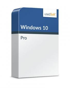Microsoft Windows 10 Pro Volumenlizenz