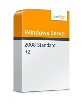 Microsoft Windows Server R2 2008 Standard Volumenlizenz