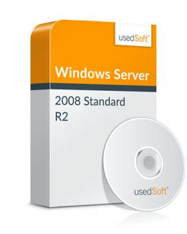 Microsoft Windows Server R2 2008 Standard Volume licence incl. DVD