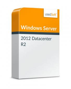 Microsoft Windows Server R2 2 Proc.  2012 Datacenter Volumenlizenz