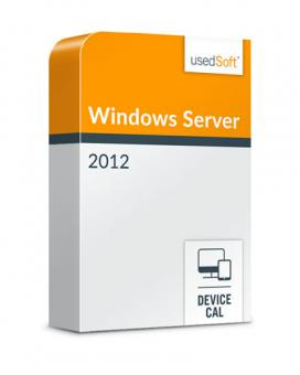 Microsoft Windows Server Device CAL 2012 Volumenlizenz