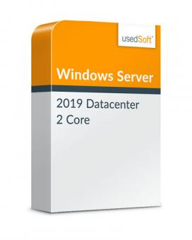 Microsoft Windows Server 2 Core 2019 Datacenter Volumenlizenz